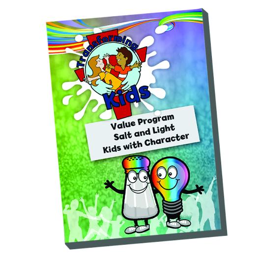 I3. Values Program – Salt & Light – Manual – English
